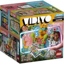 Конструктор LEGO VIDIYO Куб БитБокс Лама-тусовщица 82 детали (43105)