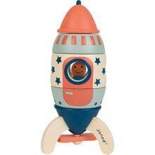 Конструктор JANOD Ракета 16 см (J05222)