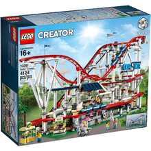 Конструктор LEGO Creator Американские горки 4124 детали (10261)