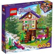 Конструктор LEGO Friends Лесной домик 326 деталей (41679)