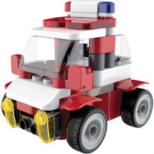 Конструктор PAI BLOKS BLK Police Car 59 pcs (61001W)