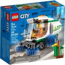 Конструктор LEGO City Great Vehicles Машина для очистки улиц (60249)
