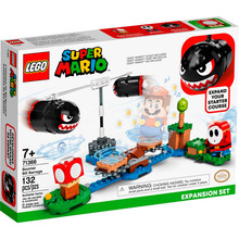 Конструктор LEGO Super Mario Вогневої наліт Білла-банзай (71366)