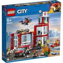 Конструктор LEGO City Пожарное депо (60215)