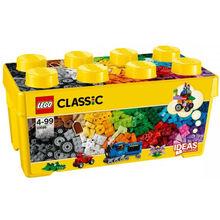 Кубики для творчого конструювання LEGO Classic 484 деталі (10696)
