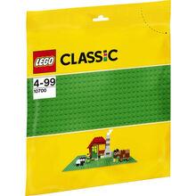 Базовая пластина LEGO Classic Зеленая (10700)