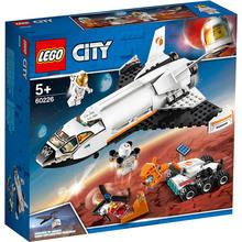 Конструктор LEGO City Шатл для исследований Марса 273 детали (60226)