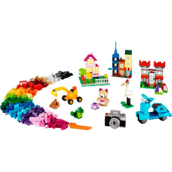 Конструктор LEGO Classic Кубики для творческого конструирования 790 деталей (10698) Тип классический