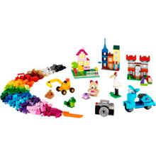 Конструктор LEGO Classic Кубики для творческого конструирования 790 деталей (10698)
