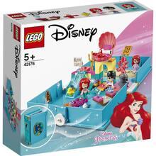 Конструктор LEGO Disney Princess Книга казкових пригод Аріель 105 деталей (43176)