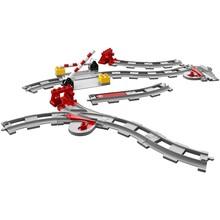 Конструктор LEGO DUPLO Town Рельсы 23 детали (10882)