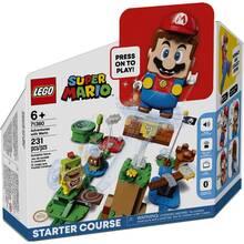 Конструктор LEGO Super Mario Приключения вместе с Марио (71360)