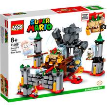 Конструктор LEGO Super Mario Вирішальна битва в замку Боузера (71369)