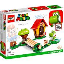 Конструктор LEGO Super Mario Будинок Маріо і Йоші (71367)