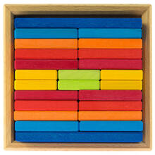 Конструктор NIC Разноцветная пластина (NIC523346)