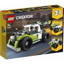 Конструктор LEGO Creator Грузовик-ракета (31103)