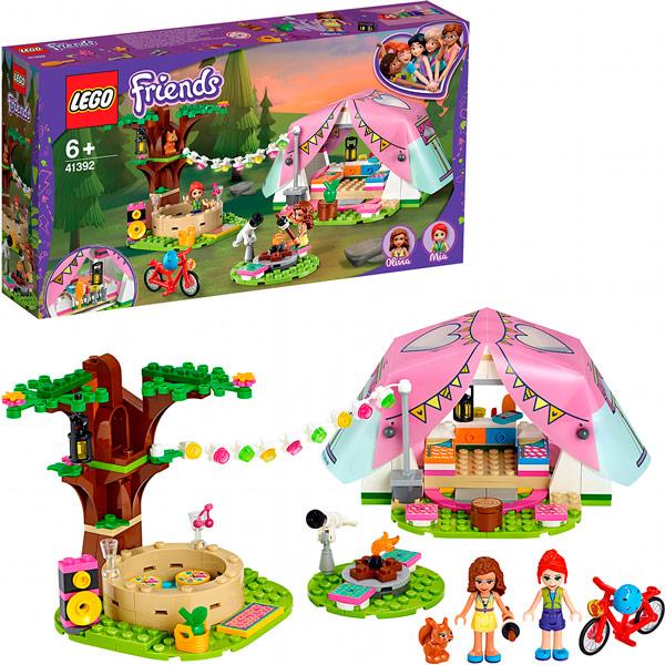 Конструктор LEGO Friends Роскошный отдых на природе 241 деталь (41392)