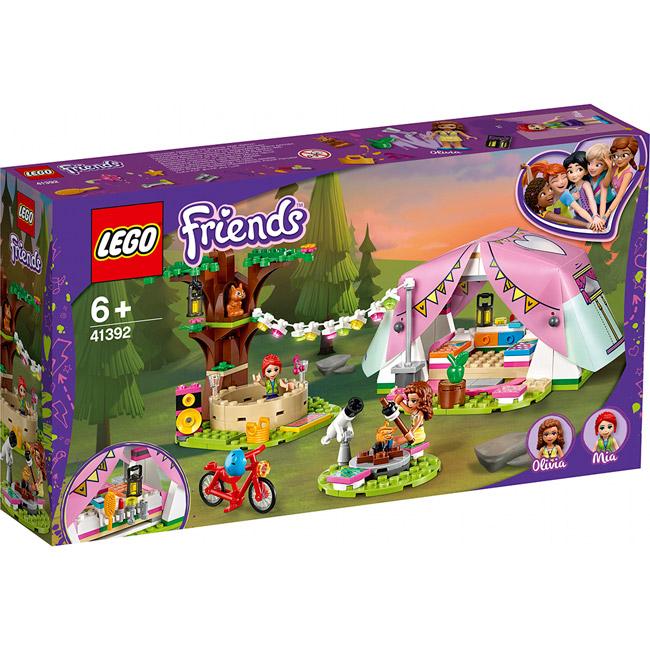 Конструктор LEGO Friends Роскошный отдых на природе 241 деталь (41392) Тип классический