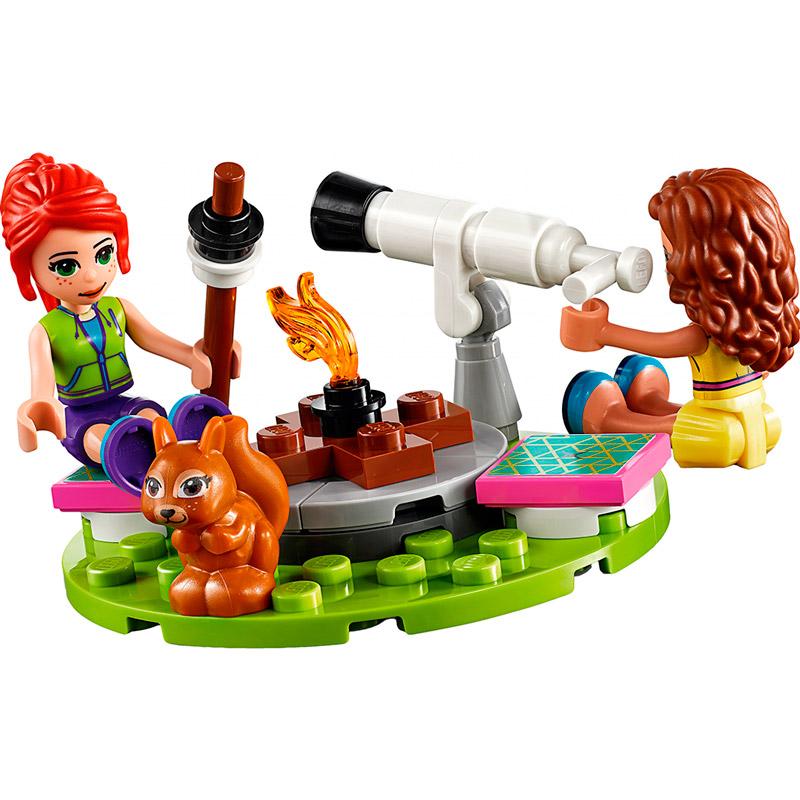 Конструктор LEGO Friends Роскошный отдых на природе 241 деталь (41392) Крепление блок