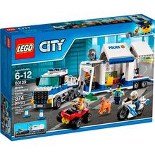 Конструктор LEGO City Мобильный командный центр 374 детали (60139)