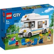 Конструктор LEGO City Відпустку в будинку на колесах 190 деталей (60283)