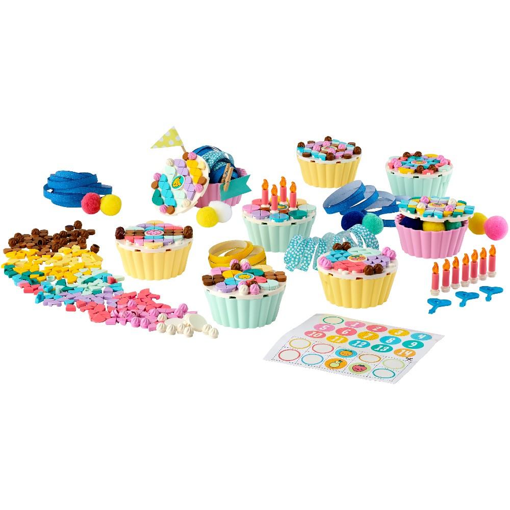 Конструктор LEGO DOTS Креативный набор для праздника 623 детали (41926) Тип уникальные детали