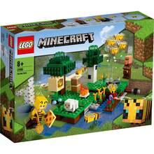 Конструктор LEGO Minecraft Пчелиная ферма 238 деталей (21165)