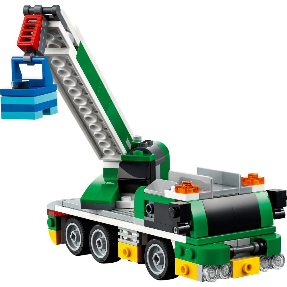 Конструктор LEGO Creator Транспортировщик гоночных автомобилей 328 деталей (31113) Крепление блок