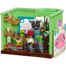 Игровой набор LI'L WOODZEEZ Цветочный магазин (6164Z)