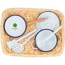 Игровой набор NIC Посудка эмалированная 7 пр (NIC530740)