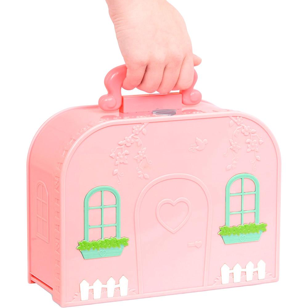 Игровой набор LI'L WOODZEEZ Кейс розовый с аксессуарами (WZ6597Z) Тип игрушечные дома