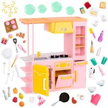 Игровой набор OUR GENERATION Современная кухня (BD37885)