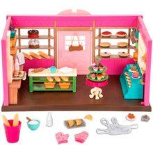 Игровой набор Li`l Woodzeez Пекарня (WZ6619)