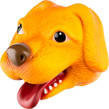 Игрушка-перчатка SAME TOY Собака Оранжевая (X373UT)