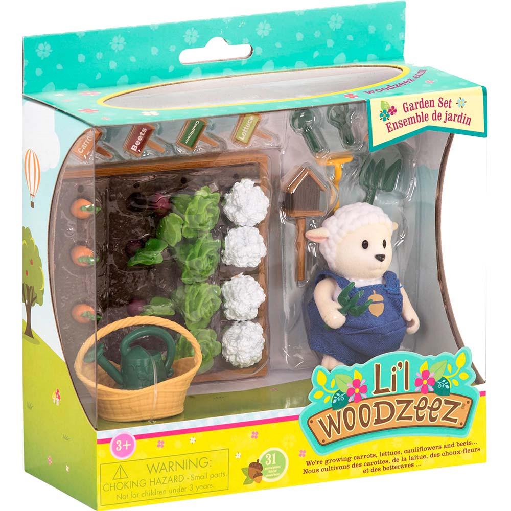 Игровой набор Li'l Woodzeez Садоводство (WZ6535Z) Тип наборы садовника