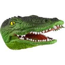 Игрушка-перчатка Same Toy Крокодил Зеленая (X374UT)