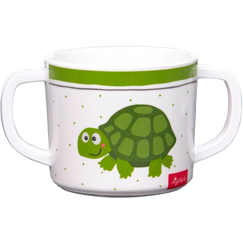 Игровой набор посуды SIGIKID Черепаха (25081SK) Тип посуда, продукты питания и аксессуары