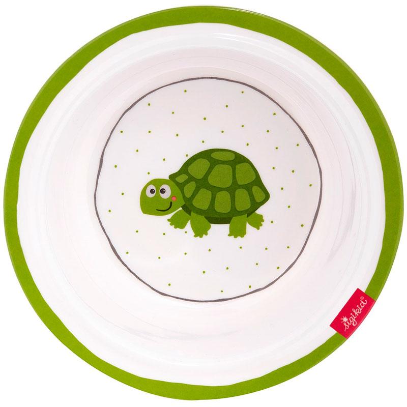 Игровой набор посуды SIGIKID Черепаха (25081SK) Возраст от 6 лет