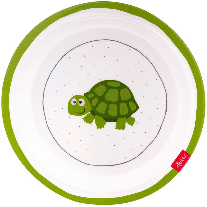 Игровой набор посуды SIGIKID Черепаха (25081SK) Для кого для девочек