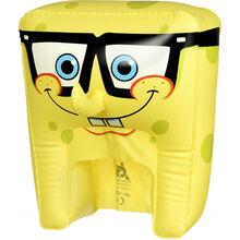Игрушка-головной убор SPONGE BOB SpongeHeads SpongeBob Expression 2 (EU690605)