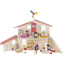 Игровой набор GOKI Кукольный домик-конструктор (51737G)