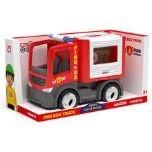 Пожарная машина MULTIGO Single FIRE MULTIBOX (27081)