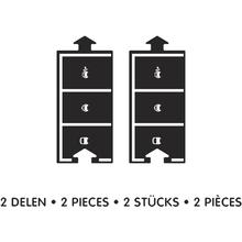 Набор дополнительных элементов WAYTOPLAY Parkings (64)