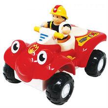 Машинка WOW TOYS Пожарник Берти на квадроцикле (10311)