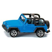 Автомодель SIKU Jeep Wrangler (1342)