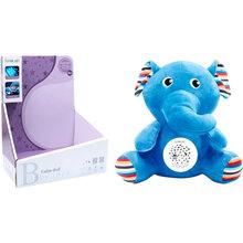 М'яка іграшка FUNMUCH Слоник з проектором (FM666-22)