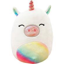 Мягкая игрушка-подушка SQUISHMALLOWS Белый единорог София Jazwares (SQIF20-8WU)