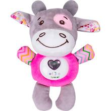 Мягкая игрушка FUNMUCH Коровка с музыкальными и световыми эффектами (FM888-1)