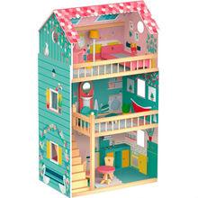 Ляльковий будиночок JANOD Щасливий день (J06580)