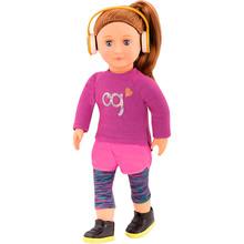 Кукла OUR GENERATION Алисия 46 см (BD31162Z)